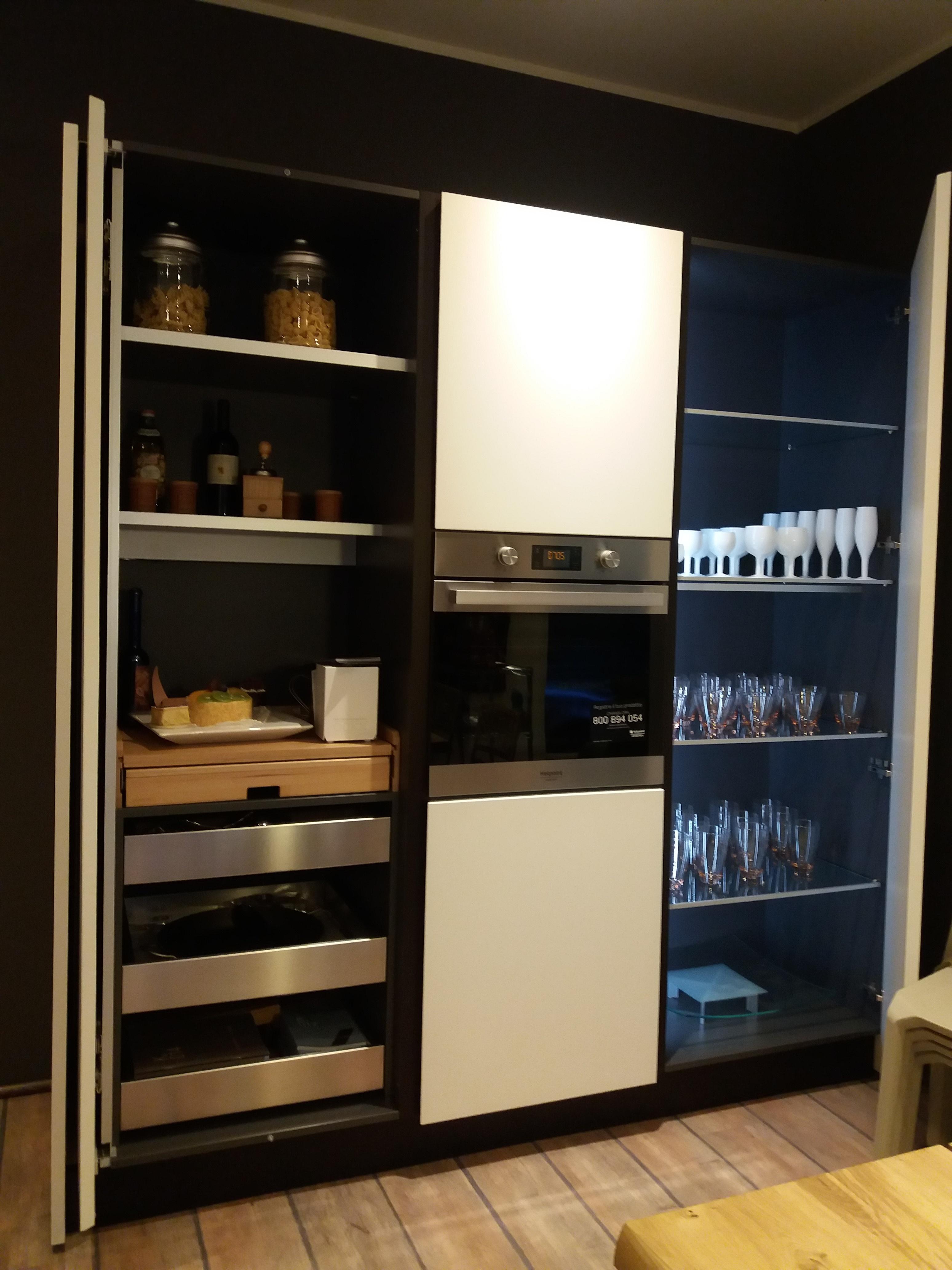 OasiCrosetto | Zampieri cucine colonne attrezzate in saldo -40%